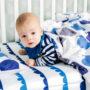 Детское постельное бельё Wow Whale!