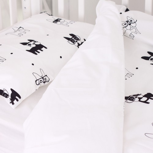 Подростковое постельное бельё Hot Doggy