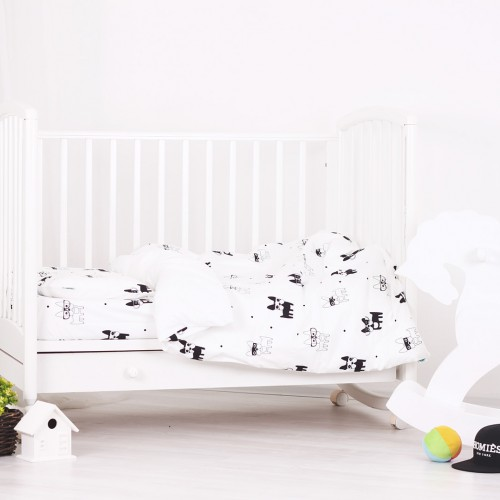 Детское постельное бельё Hot Doggy