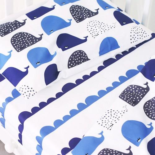 Подростковое постельное бельё Wow Whale!
