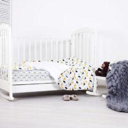 Детское постельное бельё Vintage Birds