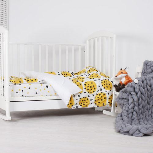 Детское постельное бельё Fun Forest Fun