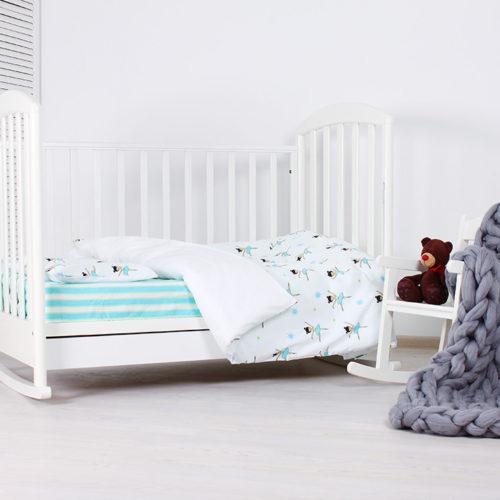Детское постельное бельё Molochkova